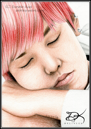 Sleeping Maknae